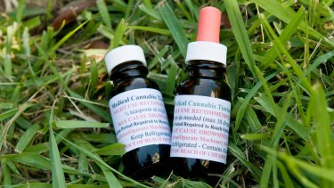 Bogus medical cannabis putting chronically ill children at risk