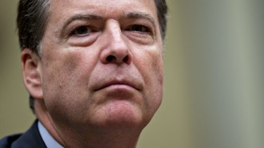 James Comey, director of the Federal Bureau of Investigation.