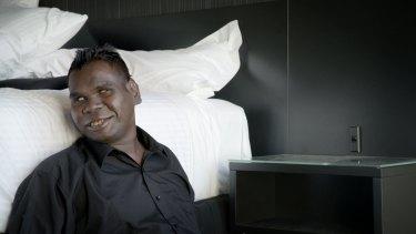 Geoffrey Gurrumul Yunupingu: we meet his parents and relatives.