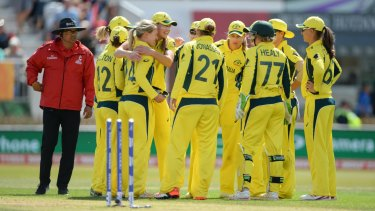 Chasing parity: Australian cricket's pay saga continues to bubble but progress has been made in the warring parties' push for greater gender equality.