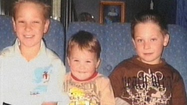 Brothers Jai , 9, Bailey, 2, and Tyler Farquharson, 7, died when the car driven by their father was driven into a dam.