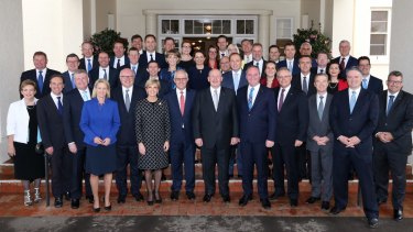 The changes are expected to shake-up Malcolm Turnbull's July 2016 ministry.