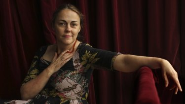 A rare breed: Film director Jocelyn Moorhouse.