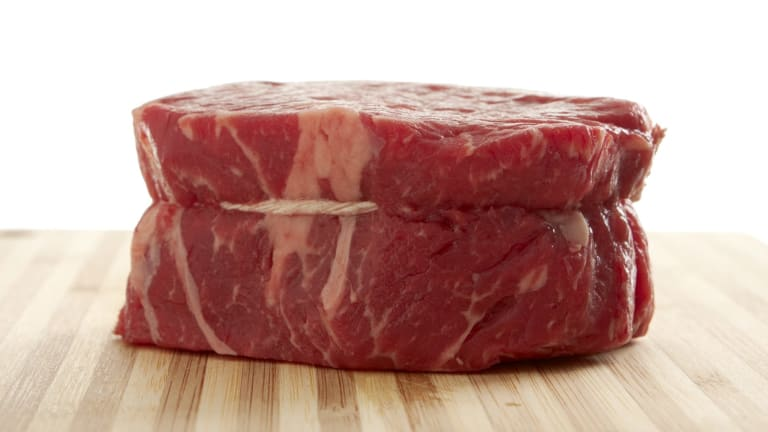 Sulphur dioxide is added to raw meat to give it a redder appearance.