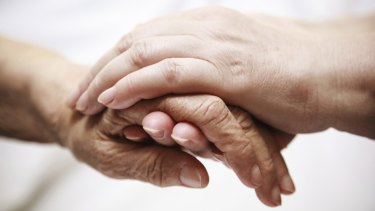 Between 70 and 80 per cent of people believe voluntary-assisted dying should be made legal in Australia.