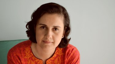 Kamila Shamsie - her novel Home Fire was longlisted for this year's Man Booker Prize.