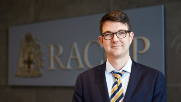 """""""It turns out older GPs are not retiring after all'': Dr  Bastian Seidel, president of the Royal Australian College of General Practitioners."""