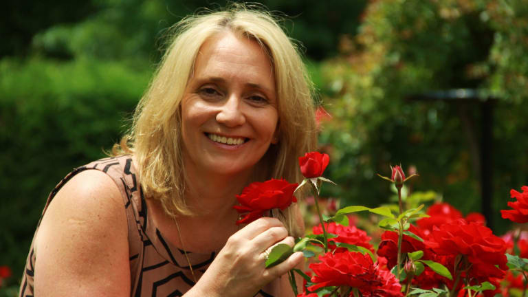 Liliane Derden of Canberra, who lost her life in the MH17 tragedy.