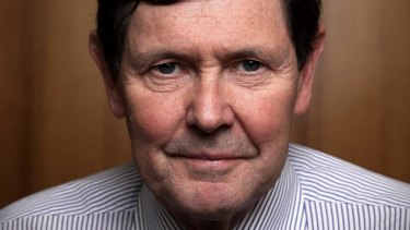 Kevin Andrews spent five days in Washington and three days in Texas before returning home.