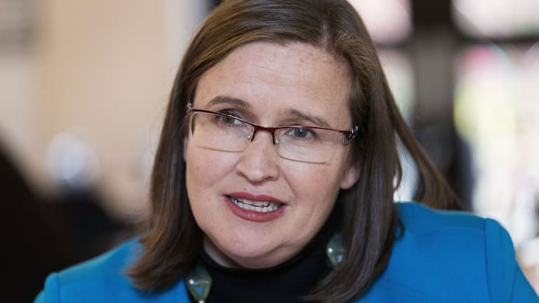 Sex Discrimination commissioner Kate Jenkins warned universities they would be punished if they were unable to change their campus culture.