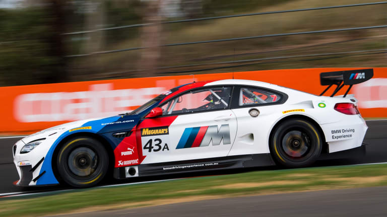 Mountain challenger: BMW's Schnitzer Motorsport outfit is back at Bathurst, with Chaz Mostert leading the charge.