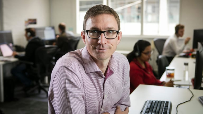 Head of TryBooking Jeff McAlister says he thought carefully before choosing his MBA subjects.