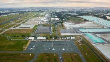 New Parallel Runway at Brisbane Airport.