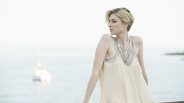 New role: Elizabeth Debicki in <i>The Night Manager</i>.