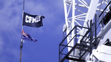 The alleged conduct of the CFMEU on two Melbourne worksites is detailed in a new case launched by the federal building industry watchdog.