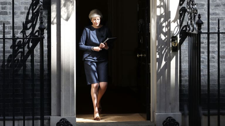 'Division in Westmnister will risk our ability to make a success of Brexit': Prime Minister Theresa May.