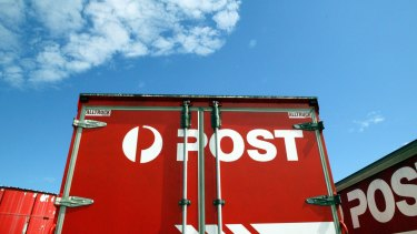 Australia Post's finances have reached 'crisis point, according to chief executive Ahmed Fahour.