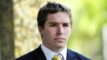 Disappointed: Liberal transport spokesman Alistair Coe.