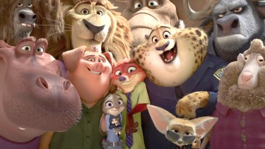 Disney's latest animation, <i>Zootopia</i>, included two characters who might be a gay couple.
