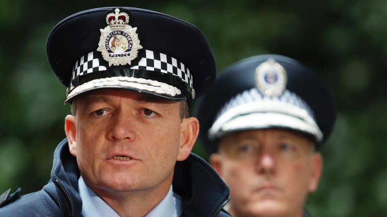 AFP commissioner Andrew Colvin is committed to improving and protecting his members' mental health, according to the force's chief medical officer, Dr Katrina Sanders.
