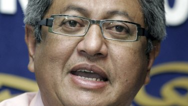 Malaysia's former law minister, Zaid Ibrahim, has filed a lawsuit, challenging a decision not to prosecute Prime Minister Najib Razak.