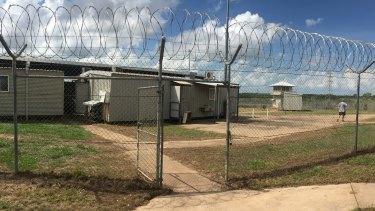 The Don Dale Detention Centre in Darwin. The buildings are now up for sale.