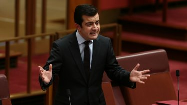 Senator Sam Dastyari has secured the votes of senators Jacqui Lambie, John Madigan, Ricky Muir, Nick Xenophon and all Greens senators.