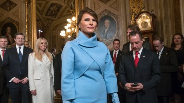 Melania Trump reportedly wants her own make-up room in the