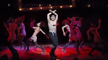 Emcee: Alan Cumming won a Tony Award for his star-turn in Cabaret.