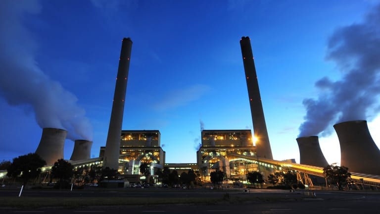 Emissions ambitions will have a big impact on the likely energy mix in Australia.