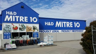 A merger of Mitre 10 and Home Timber & Hardware will create a $2.2 billion hardware distributor supplying 900 stores.