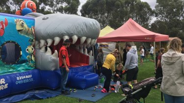 Unions have warned businesses they are no longer able to sponsor rides at a construction industry picnic under the union banner because of new federal government laws