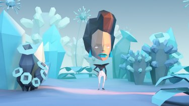 Players develop an avatar who undertakes a series of challenges.