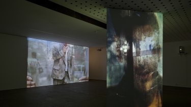 Surprising fidelity: Christian Capurro's installation A man held at the Centre for Contemporary Photography.