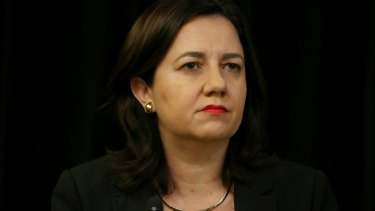 Queensland Premier Annastacia Palaszczuk said as far as she is concerned, Australia was invaded