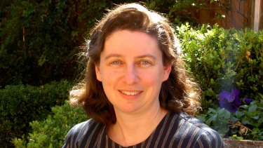 Professor Anne Twomey of the University of Sydney Law School.
