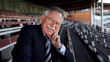 Former Melbourne Rebels and AFL boss Ross Oakley.