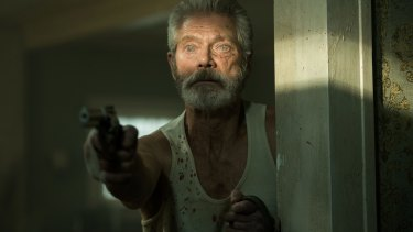 Stephen Lang is a blind recluse in <i>Don't Breathe</i>.
