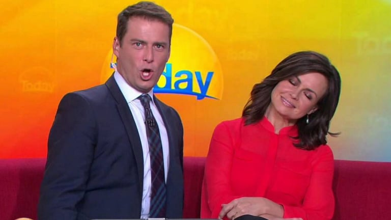 """High Marks said Nine had """"all the rights"""" to Stefanovic but they didn't with Wilkinson."""