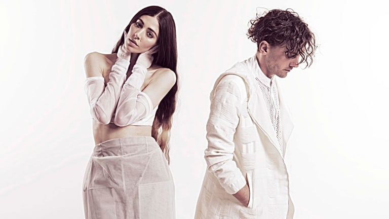 """Chairlift on Moth: """"We wanted everything to be very straightforward emotionally, a very pure feeling in each song."""""""