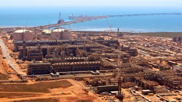 Chevron has slashed jobs at Gorgon, in Western Australia