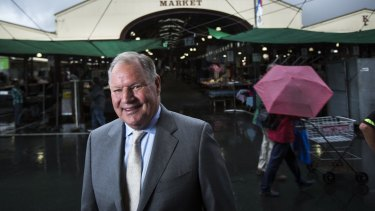A mystery donor has given Robert Doyle $50,000 for his re-relection campaign.
