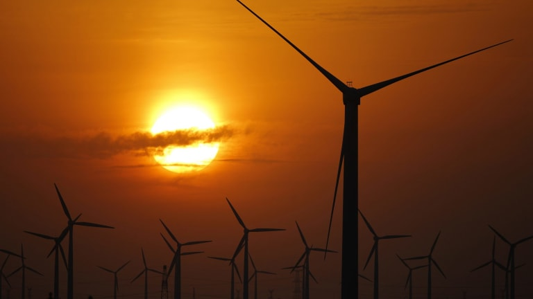 The fund is thought to be projecting a 10 per cent per annum return for investors, underpinned by a long-term revenue stream from solar power generation.