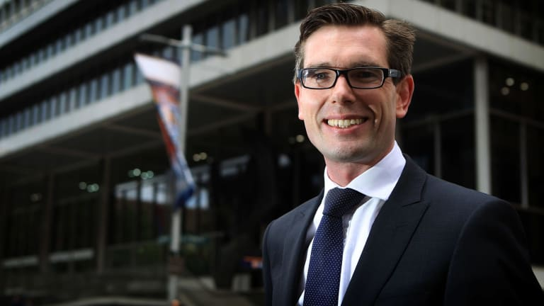 NSW Finance Minister Dominic Perrottet says services will be delivered by the best of public and private sectors.