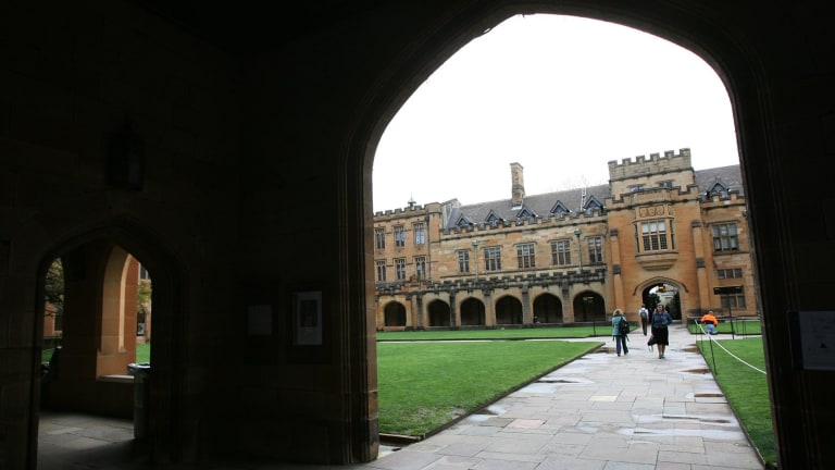 As many as 70 students from Sydney University invented patient records for assignments.
