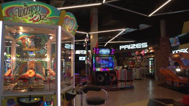 Shopping mall owners are seeking out arcades.