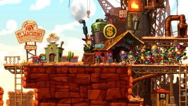 SteamWorld Dig 2 review: digging deep for a near-perfect