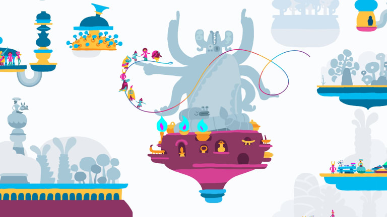 Hitchhikers are plentiful in <i>Hohokum</i>, but what do they want?!