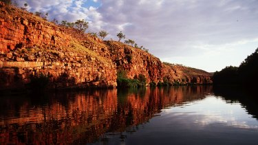 WA's Kimberley region is one of the most picturesque areas of the state.