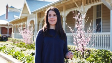 """""""How can they have the stamp duty exemption limit set at what it is, when it's quite unrealistic to purchase a property under that price in Sydney?"""" said 25-year-old Penelope Collaros."""